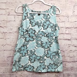 Tommy Bahama Floral Sleeveless Top
